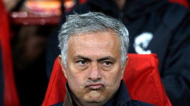 fifa live scores -                               Mourinho hit with FA charge