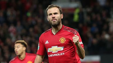 fifa live scores -                               Mata: Exciting month for Man Utd