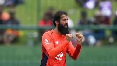 Moeen Ali has taken 78 ODI wickets for England