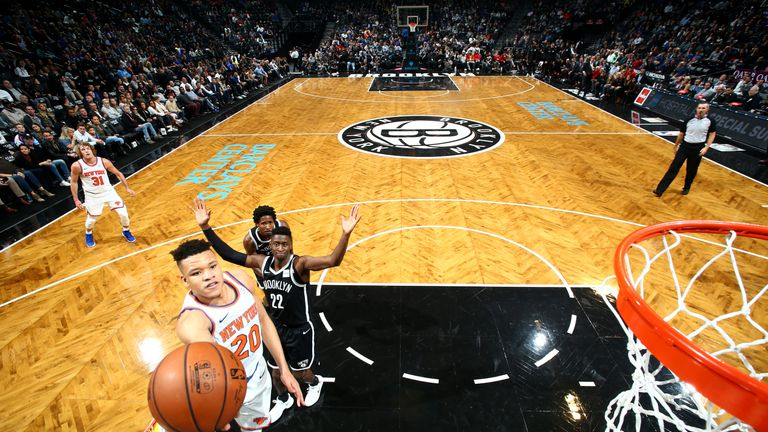 NBA London report card: New York Knicks and Washington Wizards assessed | NBA News |