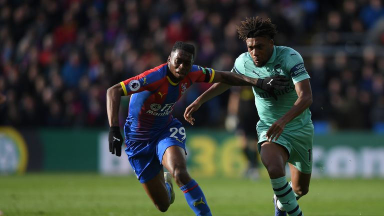 Aaron Wan Bissaka has impressed this season