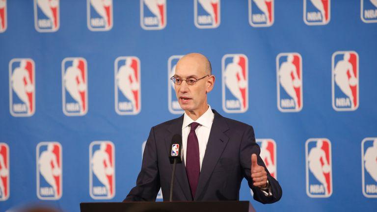 Adam Silver, NBA Commissioner