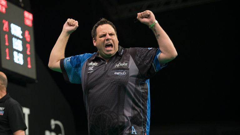 Adrian Lewis could come unstuck at Ally Pally
