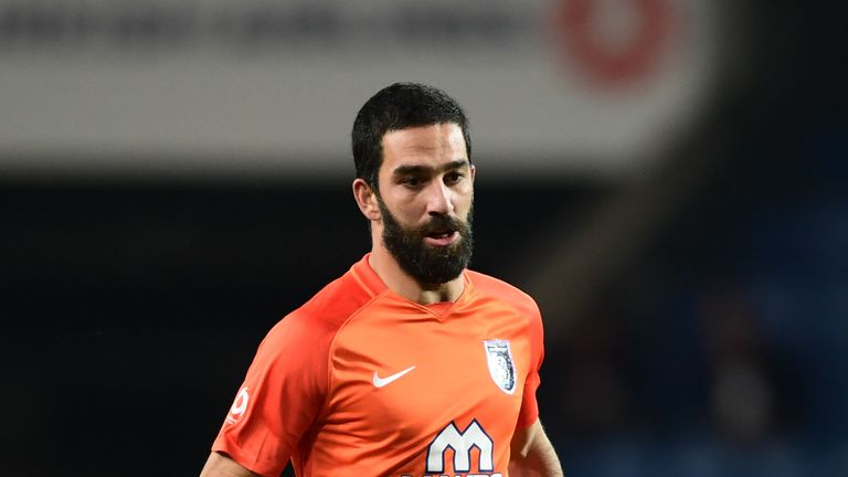 Arda Turan has been given a suspended sentence