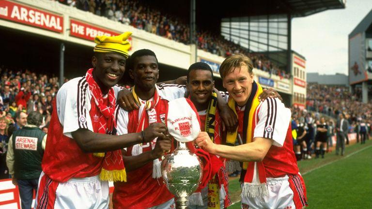 Arsenal won the league in 1991 following their unbeaten start