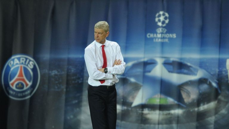 Could Wenger take up a role at PSG?