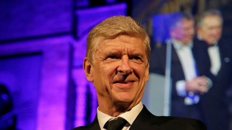 Arsene Wenger has revealed he has had approaches from all over the world