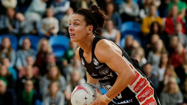 Ashleigh Brazill is an All Star pick for Severn Stars. She plays for Collingwood Magpies in Australia