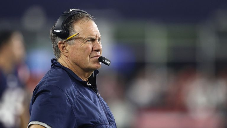 After an early season stumble, Bill Belichick has his team back on track