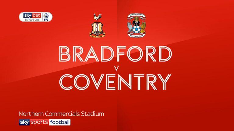 Bradford v Coventry