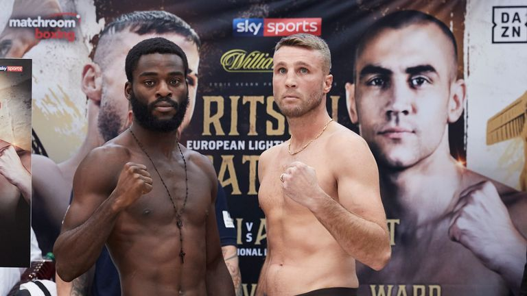 Joshua Buatsi can continue his rise up the light-heavyweight rankings