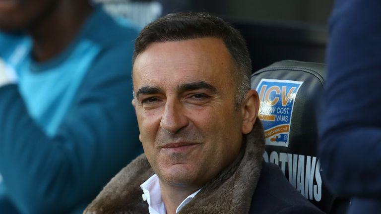 Carlos Carvalhal was always good value during his Swansea press conferences