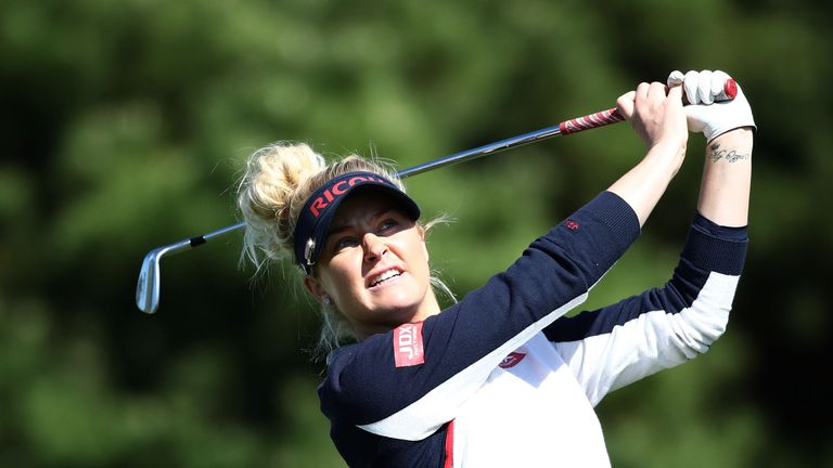 Hull's win was her first on the Ladies European Tour since 2014
