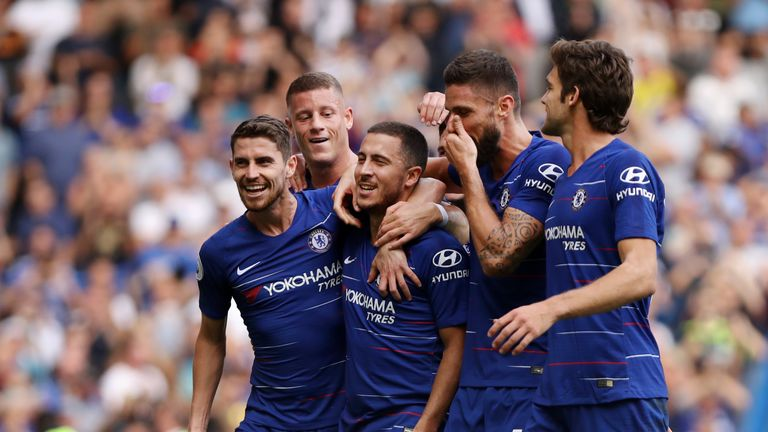 Chelsea remain unbeaten in the Premier League