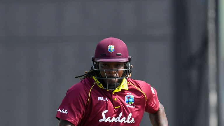 Chris Gayle has scored 23 ODI centuries for Windies