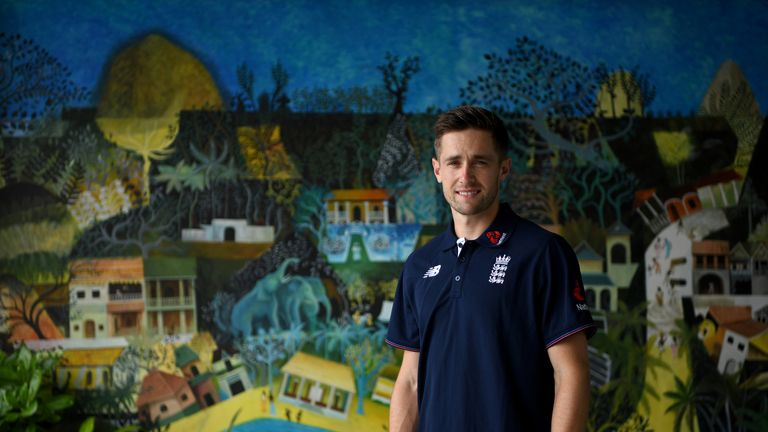 Woakes: 'Cutters work well out here, you get a bit of grip, but you have to be very accurate and get them in the right area'