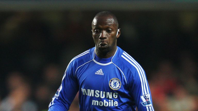 Makelele made over 200 appearances for Chelsea