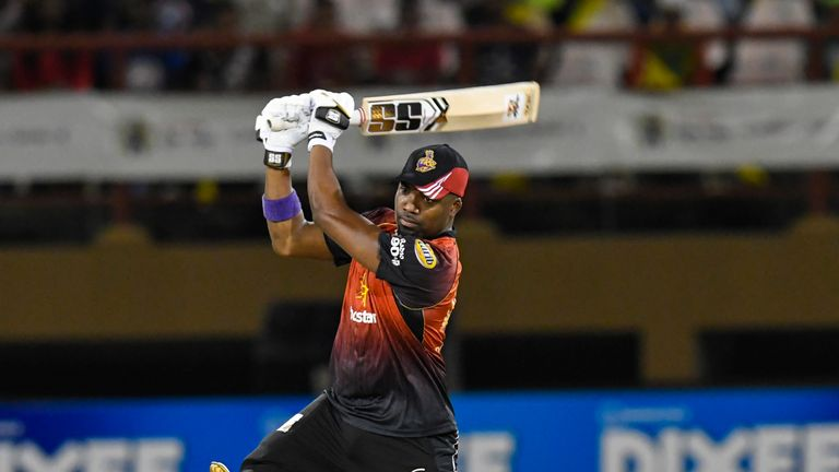 Darren Bravo - Brian Lara's cousin - is back in the side after two years