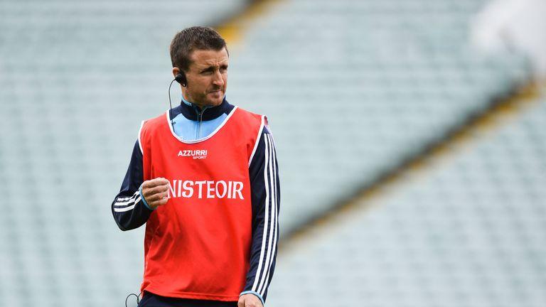 Ex-Kilkenny goalkeeper David Herity announced as new Kildare hurling manager