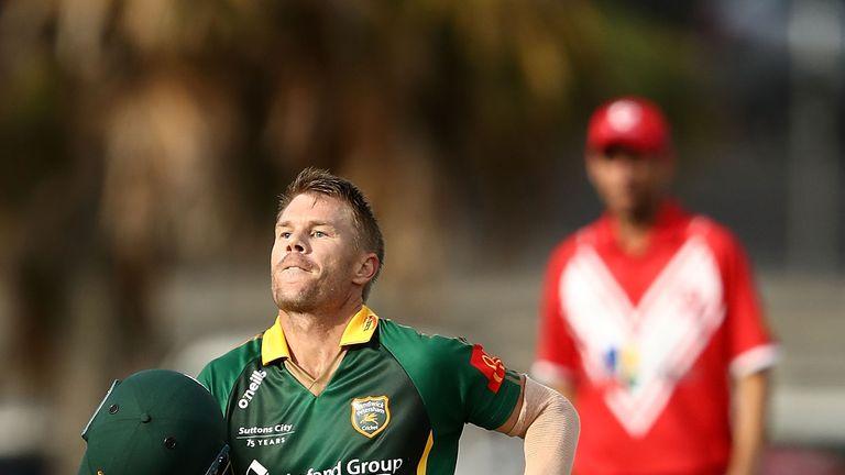 Clarke says he loved having Warner in his Australia team