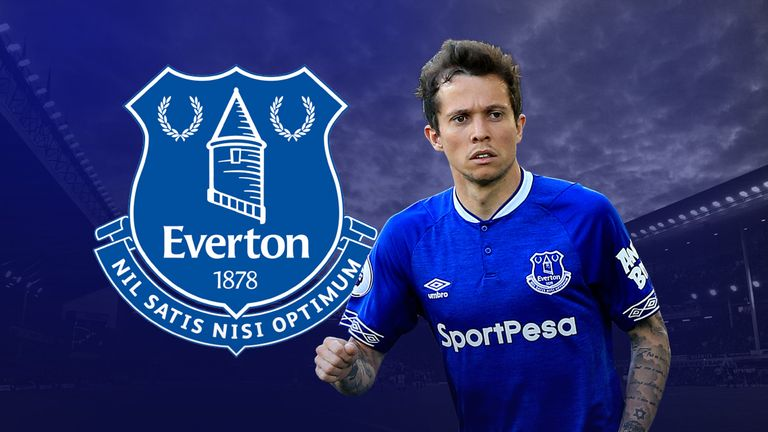 Bernard is impressing for Everton this season