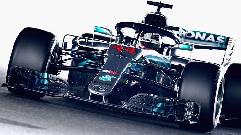 Japanese GP: Lewis Hamilton dominates practice but Mercedes insist Ferrari are holding back