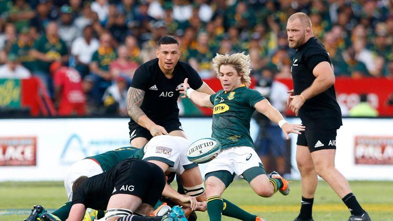 Faf De Klerk clears for South Africa