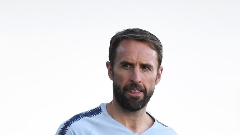 Gareth Southgate says his players are lacking a 'psychological freshness'