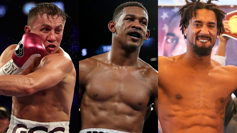Boxing's best middleweights