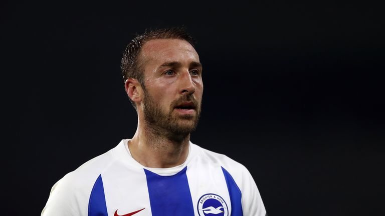 Glenn Murray scored Brighton's winner against West Ham
