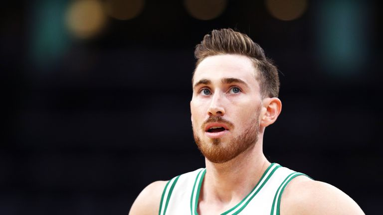 Gordon Hayward is still searching for his best form