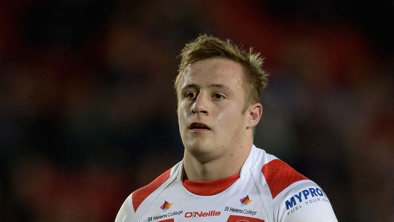 Former St Helens player Greg Richards has joined London Broncos