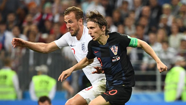 Croatia host England in the Nations League on Friday