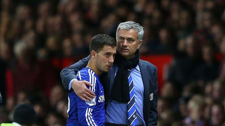 Eden Hazard says his last season under Jose Mourinho was 'not enjoyable'