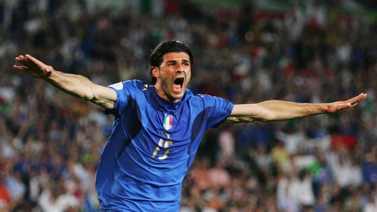 Vincenzo Iaquinta A World Cup Winner With Italy In 2006 Jailed For