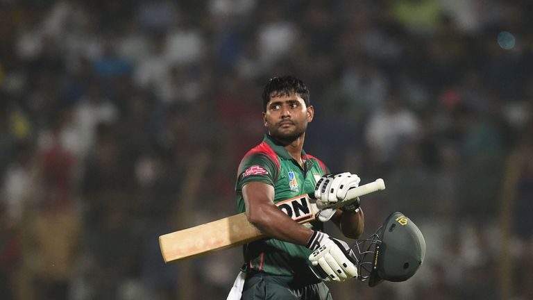 Imrul Kayes has missed out on a place in the Tigers' squad