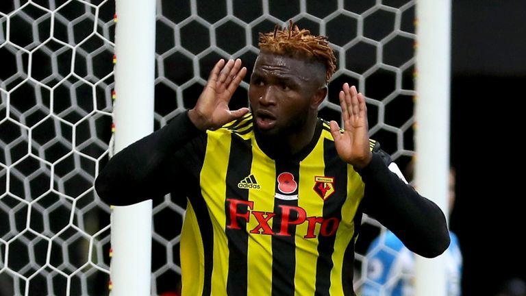 Isaac Success signs new five-year Watford contract | Football News |