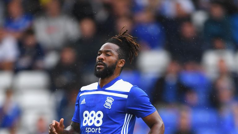 Jacques Maghoma is doubtful for Birmingham