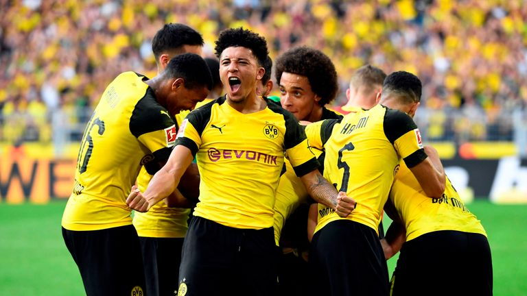Man City boss Guardiola: Sancho won't return while I'm here