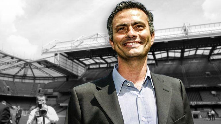 Jose Mourinho 'Special One' - feature
