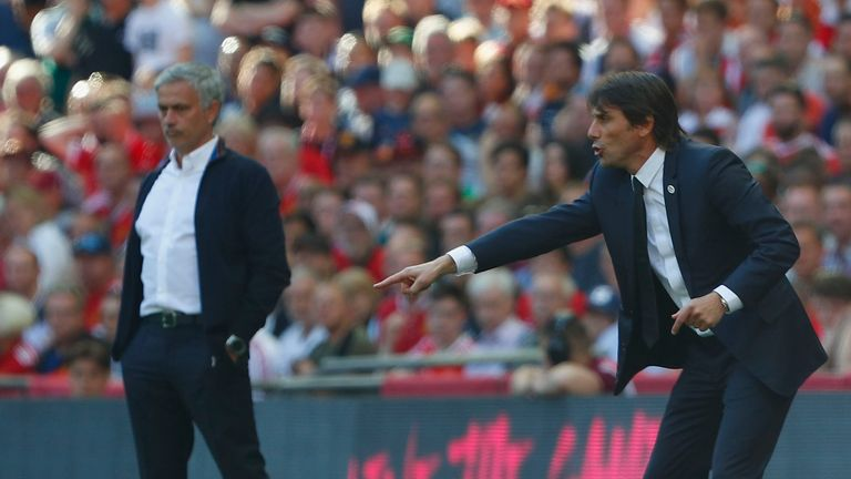 Jose Mourinho's recent record against his old clubs is hit and miss