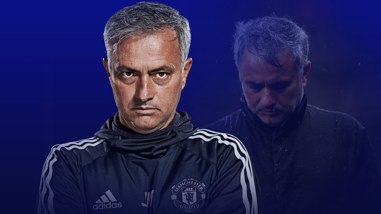 Jose Mourinho faces a rising task in Manchester Union