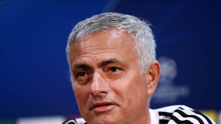 Jose Mourinho admits the Chelsea game left him with 'contrasting' emotions