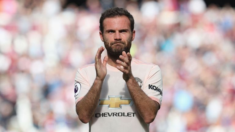 Juan Mata Scales Back Blog Post After Latest Manchester