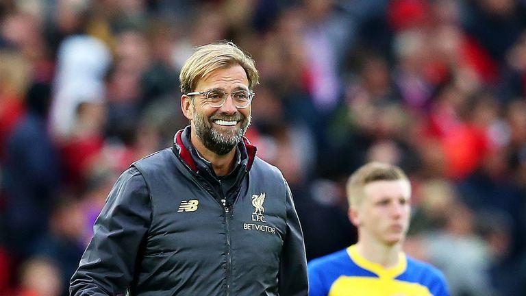 Jurgen Klopp led Liverpool to the Champions League final last season