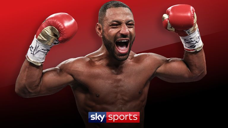 Kell Brook to fight Michael Zerafa on December 8, live on Sky Sports | Boxing News |