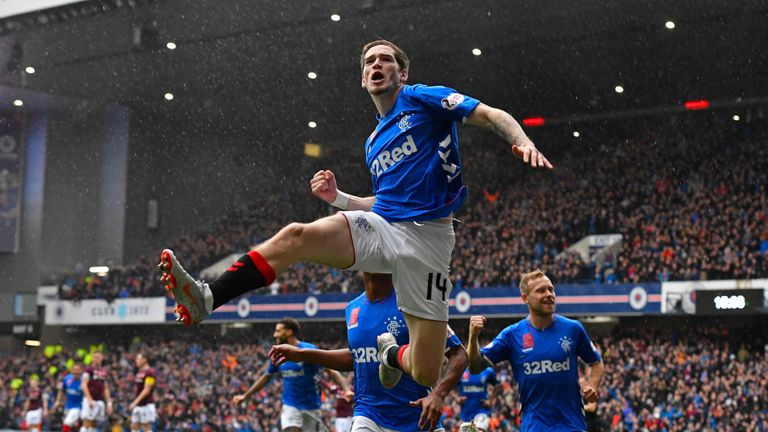 Ryan Kent has scored three goals in nine league starts this season