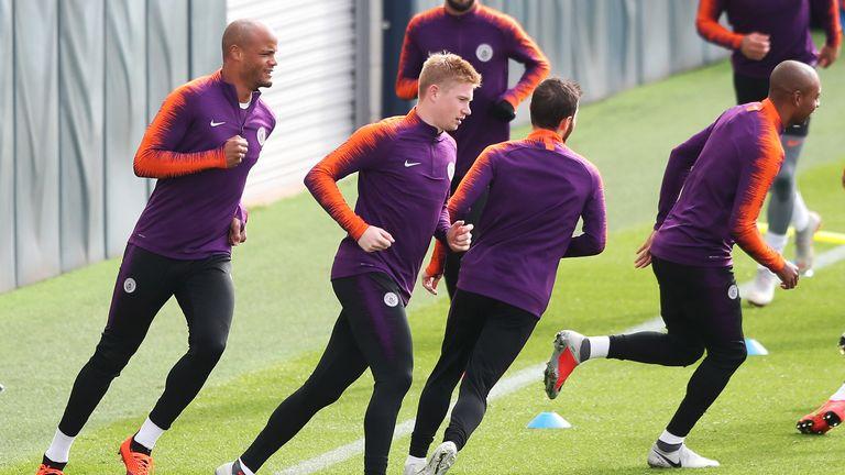 Man City nhận tin cực vui từ Bruyne