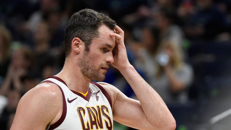 Cleveland Cavaliers' Kevin Love returns from injury against Washington Wizards | NBA News |