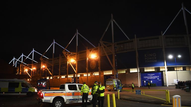 Leicester City crash helicopter rotor pedals failed, probe finds